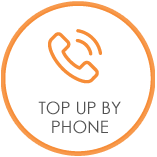 Top up by phone